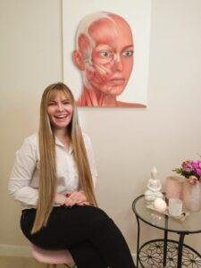 Patrycja Kozioł Evelines Therapy Kraków facemodeling kobido masaż twarzy japoński